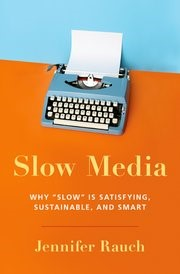 Slow Media Cover
